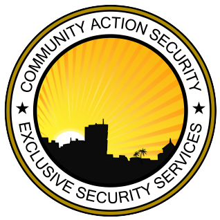 Community Action Security Logo